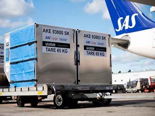 SAS Cargo to digitize its ULD operations in collaboration with Unilode