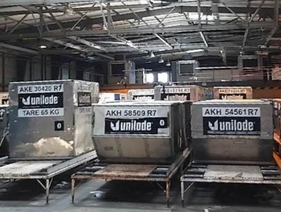 Unilode installs digital ULD readers across all Menzies facilities