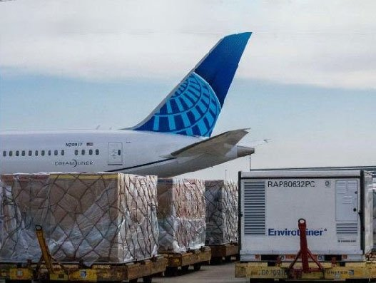 United expands cargo-only flights to new global destinations
