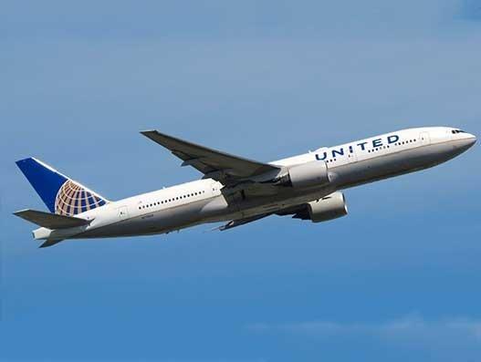 United flies Boeing 777 and 787 fleet as dedicated cargo charter
