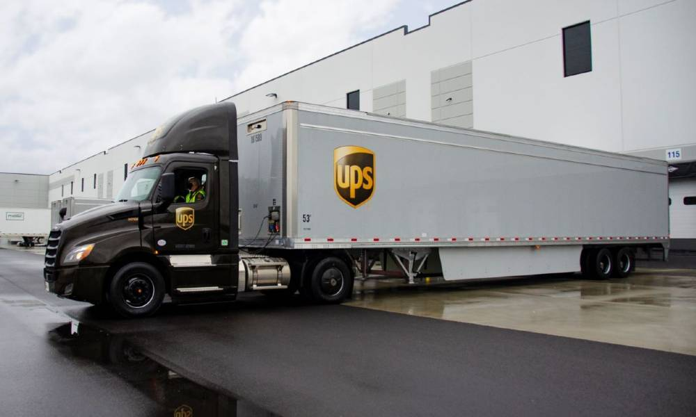 UPS continues support of Covid-19 vaccine distribution in the US