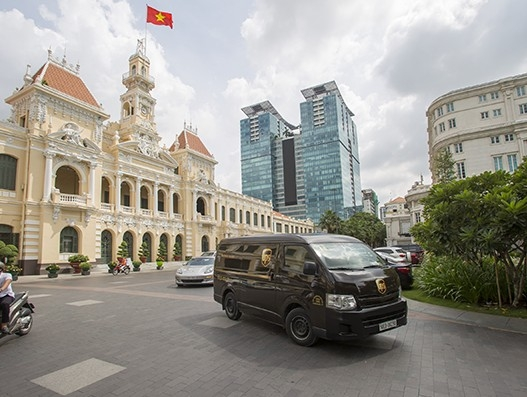 UPS enhances export and import services in Central and South Vietnam