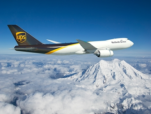 UPS increases air cargo capacity between Hong Kong and Europe