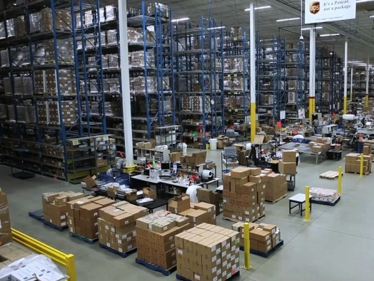 UPS to open €130 million package sorting and delivery facility in Eindhoven