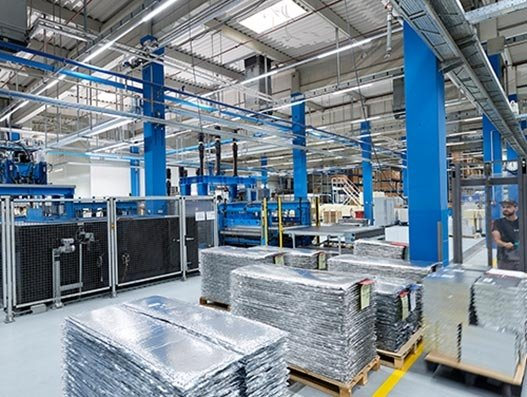 va-Q-tec reported growth in revenue by a significant 28 percent to EUR 64.7 million in 2019 (previous year EUR 50.7 million)