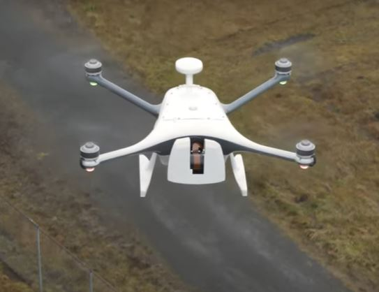 Verizon, UPS, and Skyward announce connected drone delivery
