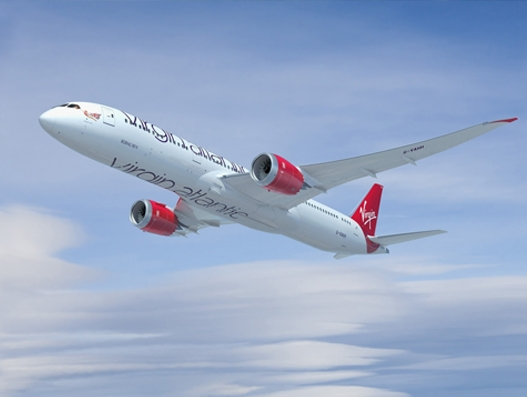 Freight volume up 1.8 percent for Virgin Atlantic Cargo in 2016