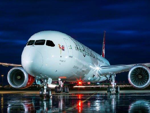 Virgin restarts three flights weekly service to China
