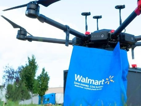 Walmart teams up with Flytrex to test drone deliveries for groceries