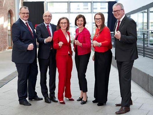 Women fill 50% of management board seats at DB Cargo
