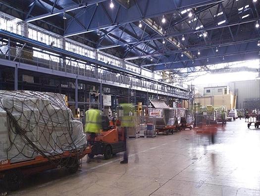 Yusen Logistics opens new Madrid facility