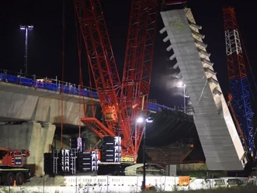 Panalpina delivers outsized cargo for Sydney Metro project