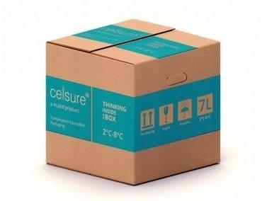 PLUSS receives European patent for precise temperature-controlled box Celsure