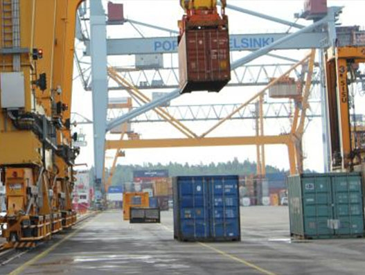 Port of Helsinki sees 12 percent increase in cargo traffic in H1 2017