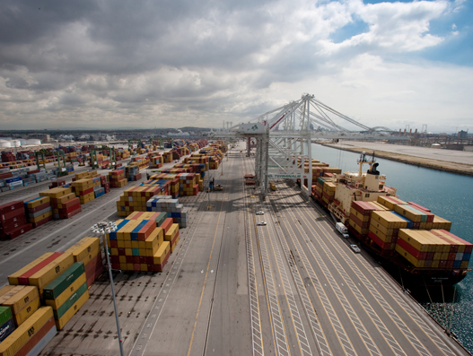 Port of Long Beach beats its own May cargo record