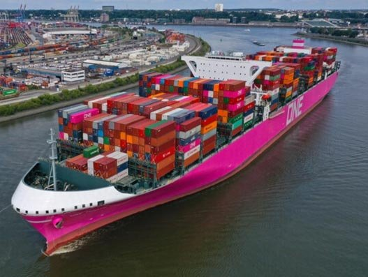 Port of Hamburg handled 104 million tonnes with 3.2% growth from Jan-Sept