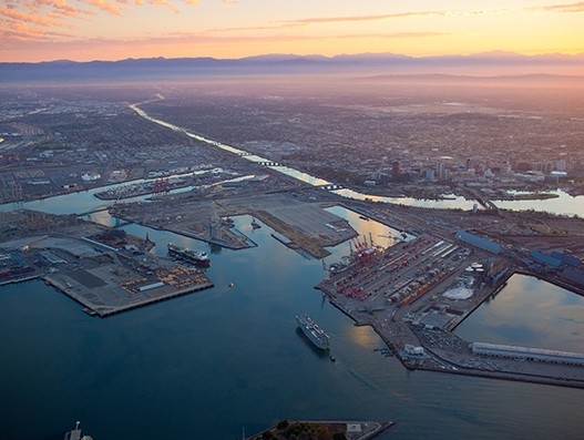 Port of Long Beach sees double digit growth in cargo volume in September