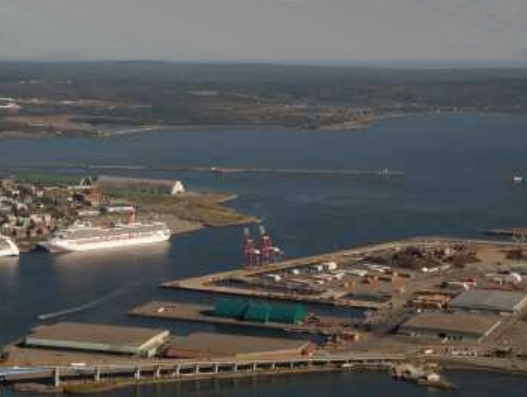 DP World Saint John, Canada begins operations