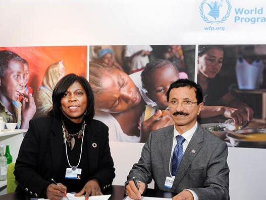 DP World joins United Nations led partnership to support humanitarian disaster relief