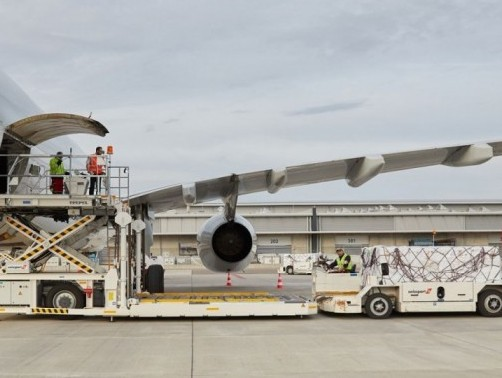Project activity for airline repair cos up despite pandemic: U-Freight