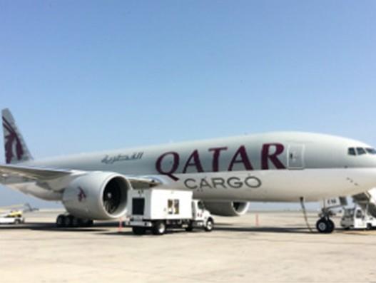 Qatar Airways Cargo receives its thirteenth B777 freighter