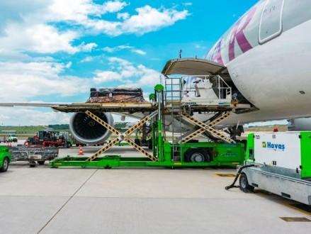 Qatar Airways Cargo renews ground handling contract with Havas