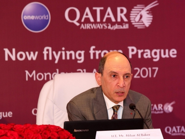 Qatar Airways chief elected chairman of IATA's Board of Governors