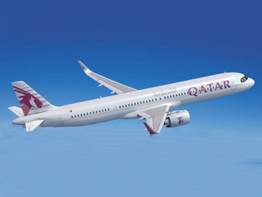 Qatar Airways converts 10 of its 50 Airbus A321neo on order to A321LR