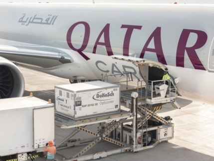 Qatar Cargo joins hands with DoKaSch to enhance its pharma product offering
