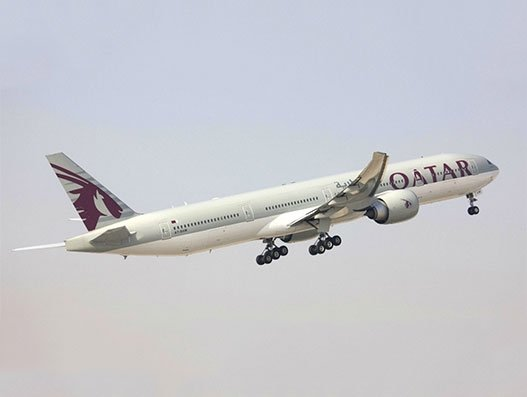Qatar Airways resumes belly-hold cargo only flights to China