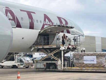 Qatar Airways to fly 300 tonnes of medical aid to India free of charge