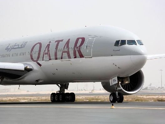 Qatar is operating 100 cargo flights per day