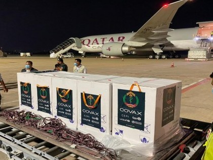 QR Cargo transports over 1.5 million Covid-19 vaccine doses into Qatar
