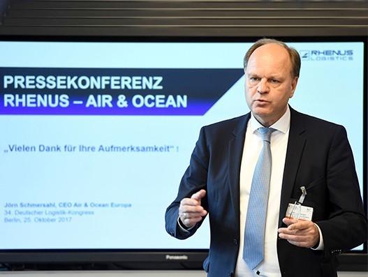 Rhenus pools air and sea freight traffic at two new European gateways