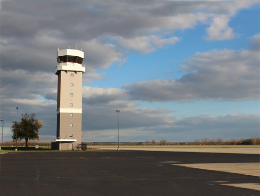 Cargo volume up for Rickenbacker Airport in 2016
