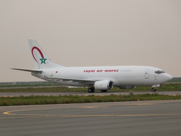 Royal Air Maroc launches freighter service to Casablanca from Frankfurt Airport