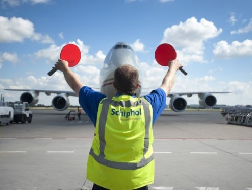 Royal Schiphol Group takes full ownership of the Cargonaut platform