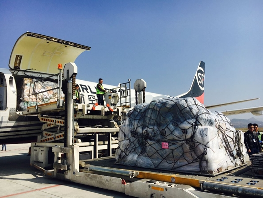 SF Airlines launches the 'Guizhou-Hangzhou' all-cargo route