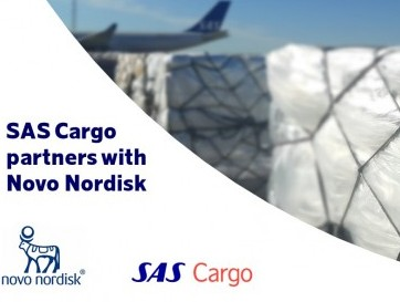 SAS Cargo, Novo Nordisk join hands to transport life-saving drugs