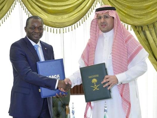 Saudi Arabia signs air transport agreement with Senegal