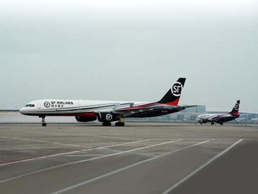 SF Airlines brings in another B757-200F