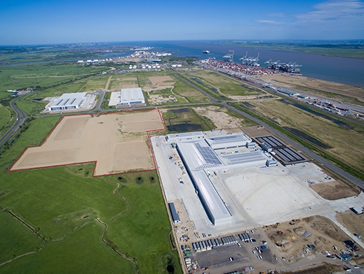 SH Pratt Group to set up temp controlled distribution facility at DP World London Gateway