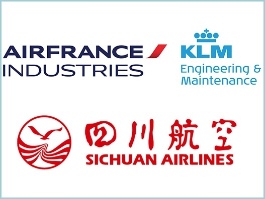 Sichuan Airlines signs AFI KLM E&M to deliver component support for its A350 fleet