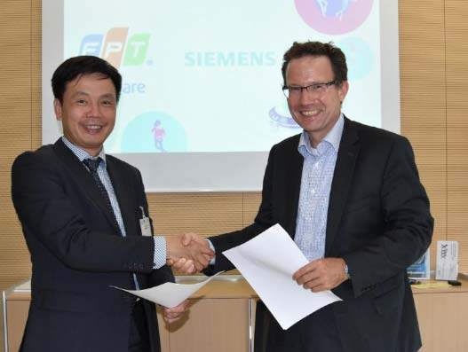 Siemens partners with FPT to develop innovative software solutions for logistics sector