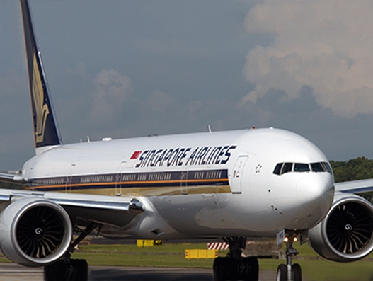 Singapore Airlines to boost frequency to Paris