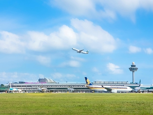 Singapore Changi Airport records negative cargo growth in April
