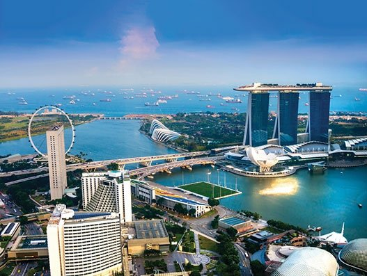 FROM MAGAZINE: Singapore's formula for growth