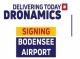 DRONAMICS announces Bodensee-Airport Friedrichshafen as its fourth airport partner