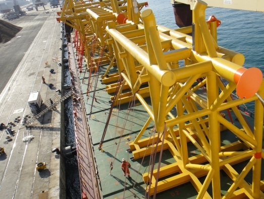 Someport Walon merges with Bolloré Logistics