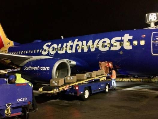 Southwest Cargo increases freight schedule by over 800 flights